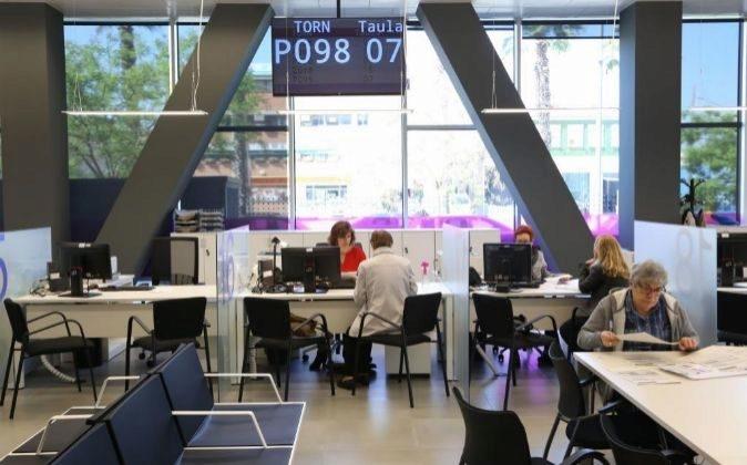 las principales oficinas de la agencia tributaria de madrid